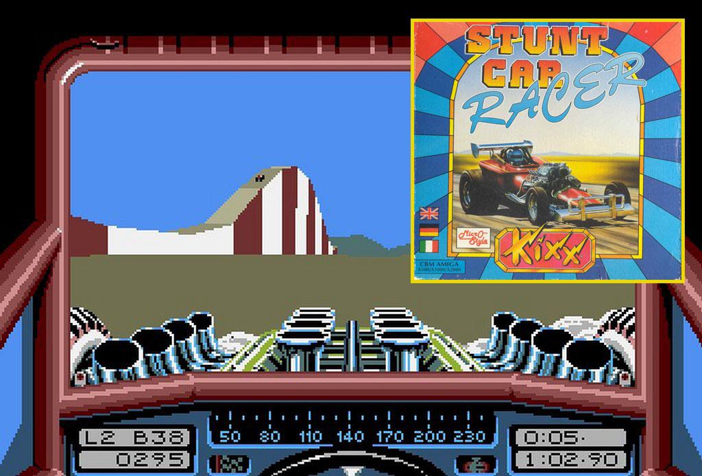 'Stunt Car Racer'